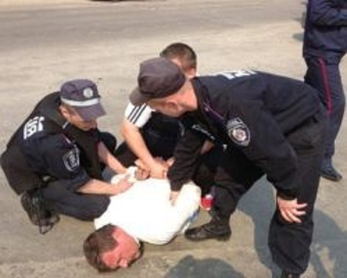 Знаменитый преступный престиж задержан в Борисполе