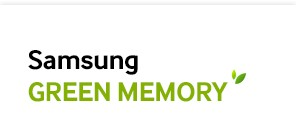 Экологически чистые устройства памяти от «Самсунг»