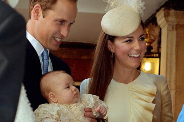 В Лондоне называли короля Джорджа (ФОТО, ВИДЕО)
