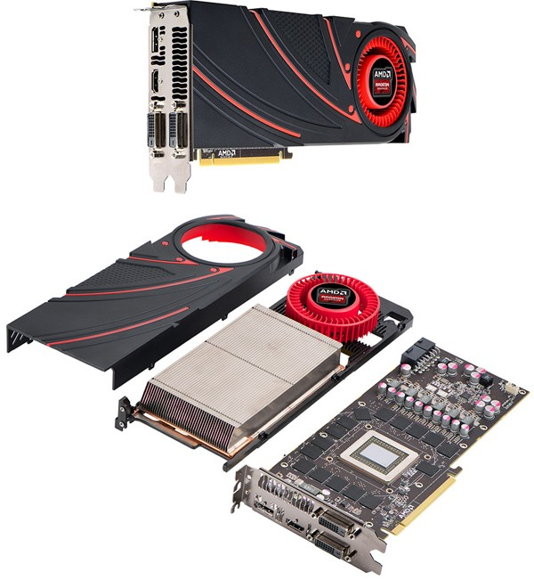 AMD Radeon R9 290X - начало реализаций