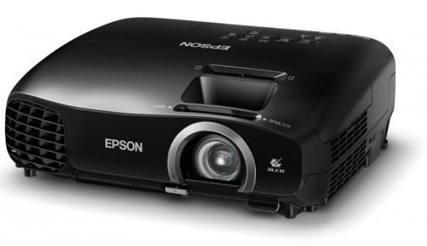 Бытовой проектор для кино и игр Epson EH-TW5200