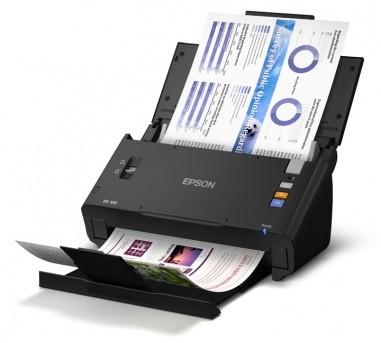 Потоковый принтер Epson WorkForce DS-510 уже продается