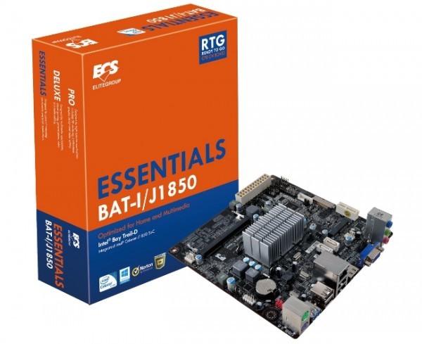 Оплату BAT-I  от ECS