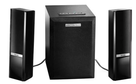 Аудиосистема 2.1 GLOSS Блютуз от Hercules