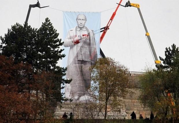 Путин в виде Сталина заявил чехам о прошлом