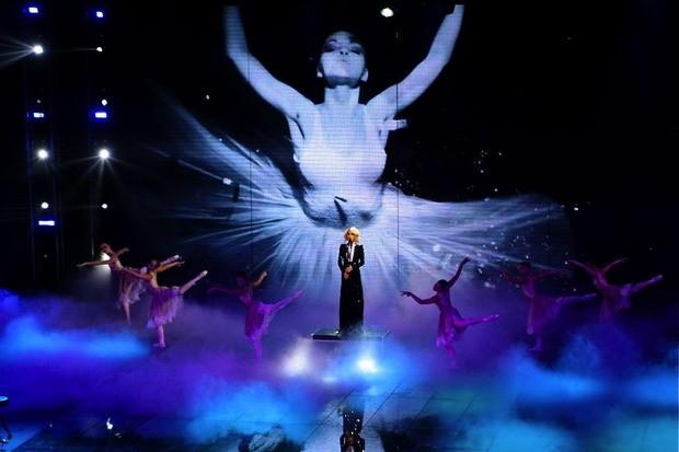 В Киеве пройдет величественный индивидуальный вечер LOBODA