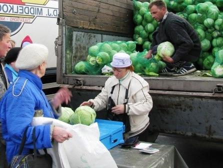 В Киеве пройдут аграрные ярмарки