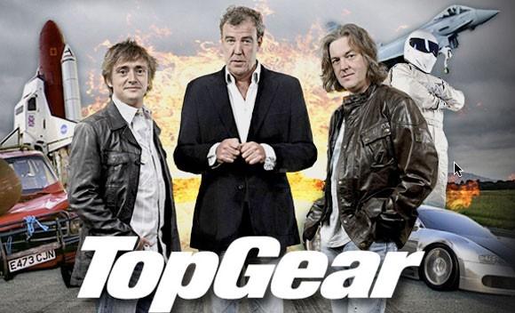 Топ-50 самых лучших автомашин по словам издания Top Gear