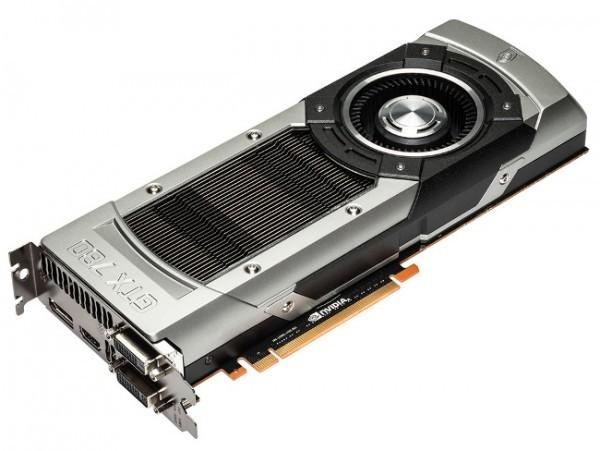 Карты памяти GeForce GTX 780 и GTX 770 - падение цены