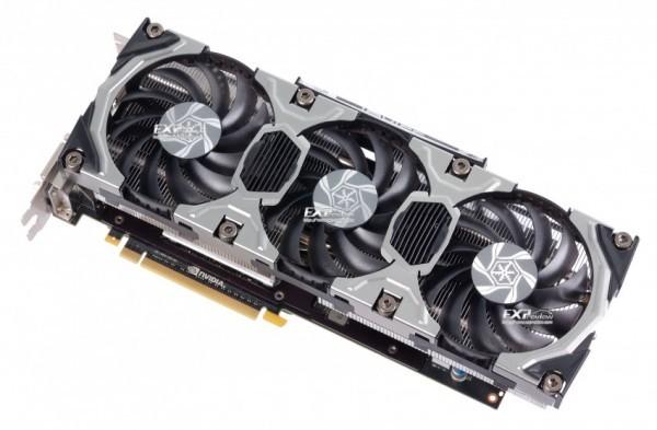 Графический катализатор GeForce GTX 780 GHz Edition