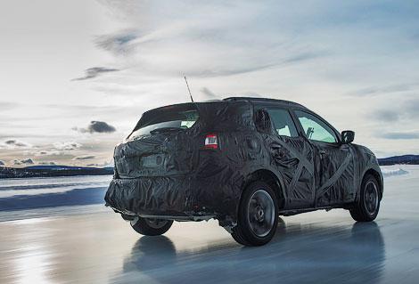 Nissan частично рассекретила новый Qashqai (ФОТО)