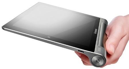 Первый планшет-трансформер Yoga Tablet от Lenovo