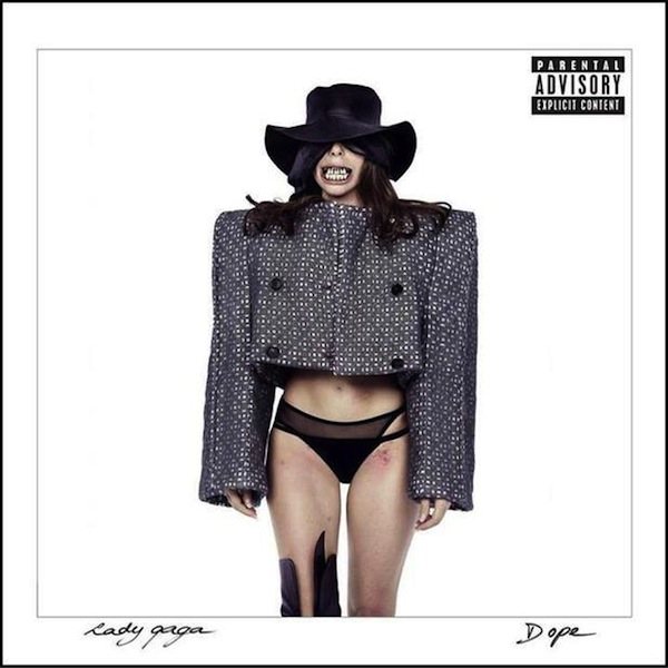 Леди Гага продемонстрировала ошеломляющую обложку нового сингла