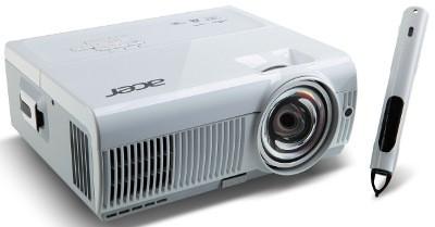 2 свежих проектора С1213Hne и С1212 от Acer