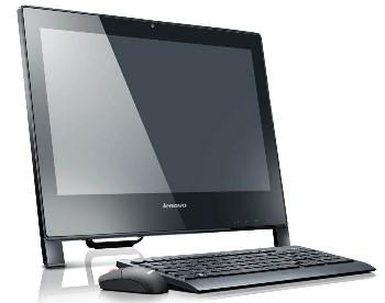 Lenovo С710 - свежие офисные моноблоки