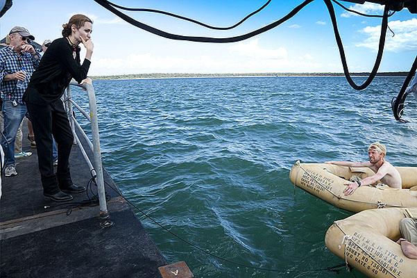 Первые кадры со съемок кинофильма Анджелины Джоли (ФОТО)
