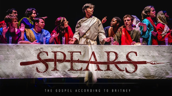 Песни Бритни Спирс используют в мюзикле о Иисусе Христе