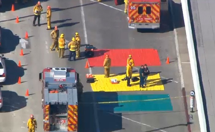 В аэропорту Лос-Анджелеса произошла перестрелка (ВИДЕО)