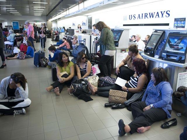 Из-за перестрелки в аэропорту Лос-Анджелеса отложили 746 рейсов