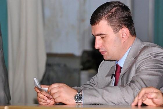 Марков: «В Киев меня доставили на собственном самолете Захарченко»