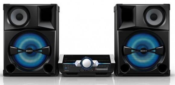 Бытовой музыкальный центр Сони HCD-Shake6D