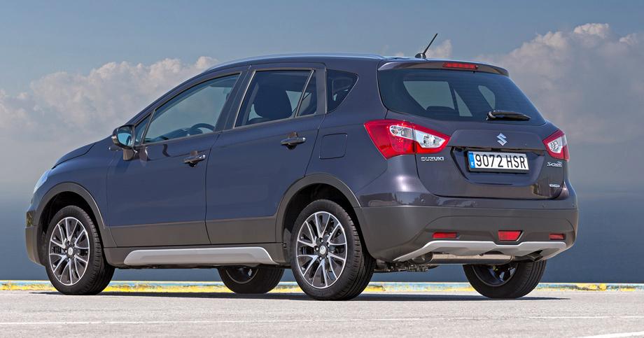 В России объявлена цена кроссовера Suzuki New SX4