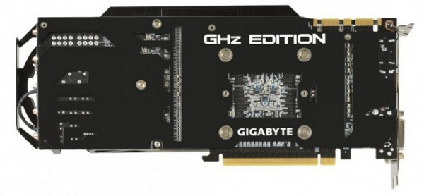 Версия адаптера GeForce GTX 780 GHz Edition