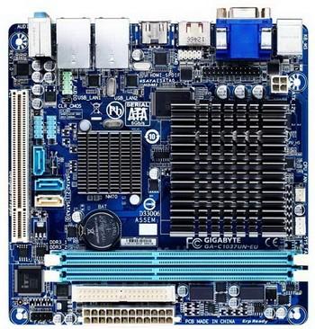 Оперативная память GA-C1037UN-EU от Gigabyte