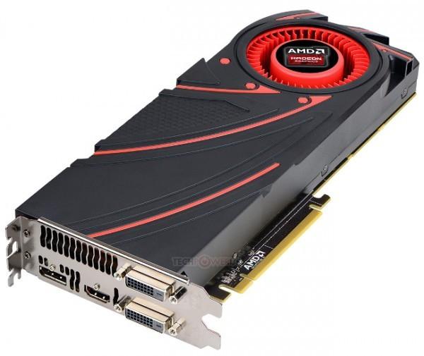 Официальный анонс видеоадаптера AMD Radeon R9 290