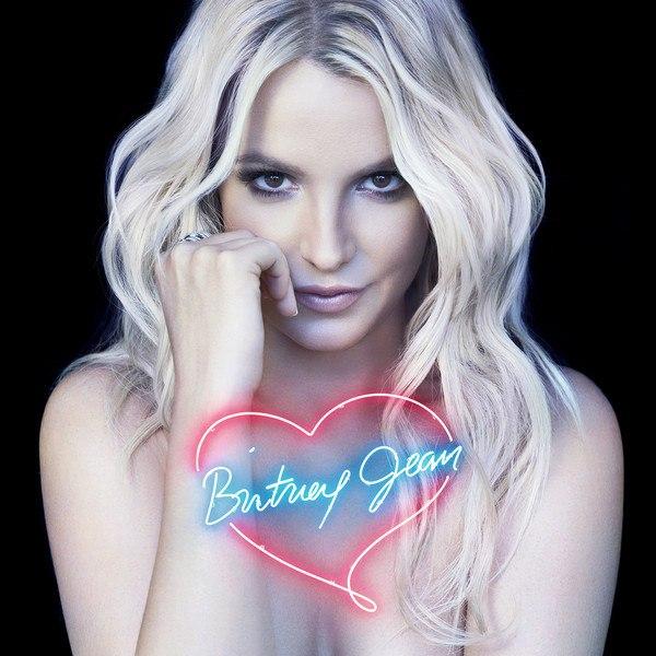 """Бритни Спирс представила обложку альбома """"Britney Jean"""
