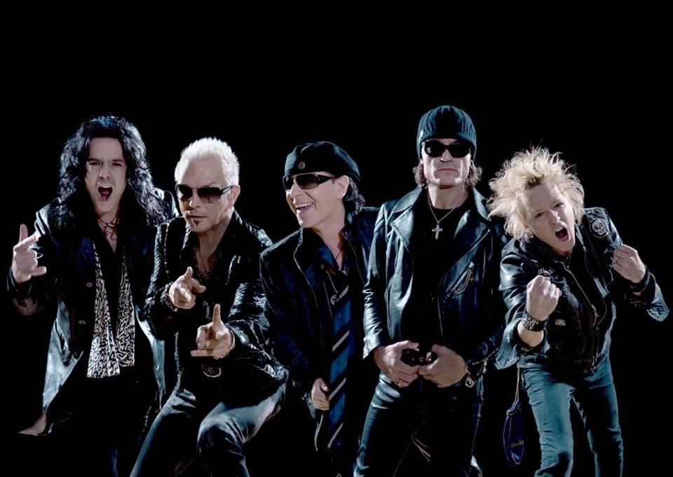 Scorpions попрощаются с Киевом 2-й раз