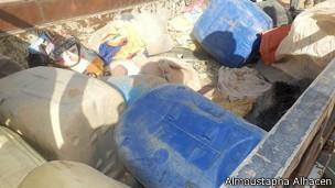 92 мигранта умерли в Сахаре от жажды