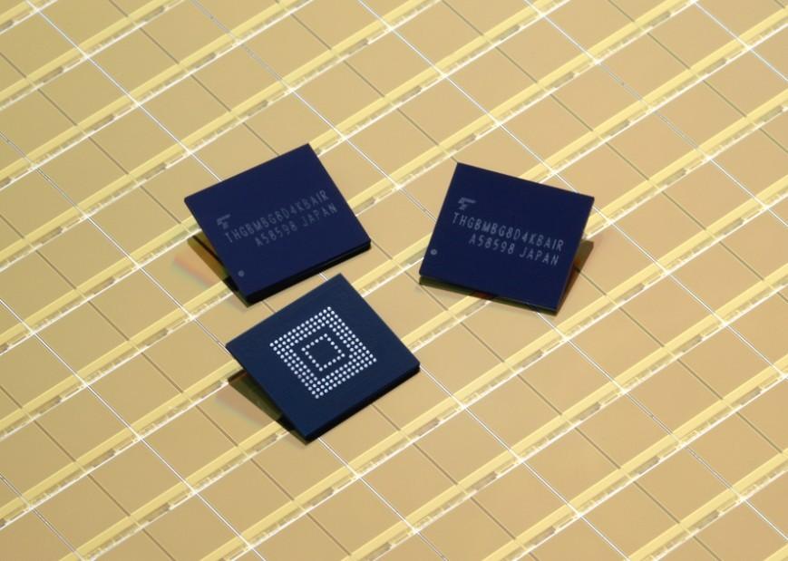 Модули флеш-памяти Toshiba NAND