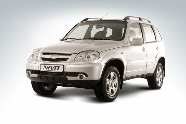 Подробности модернизации Chevrolet Niva