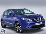 Nissan презентовал новый Qashqai