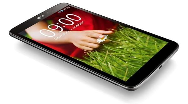 LG G Pad 8.3: новинка премиальной серии G