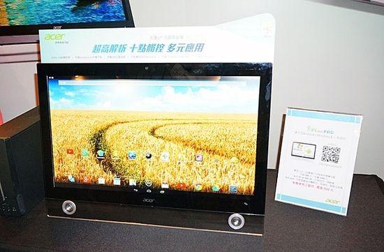 Acer TA272HUL: гибридное устройство