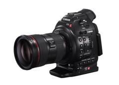 EOS C100 технология автофокусировки Dual Pixel CMOS AF