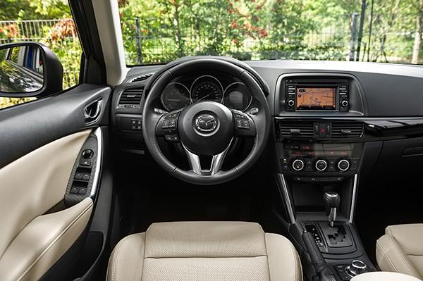 Дизельная Mazda CX-5