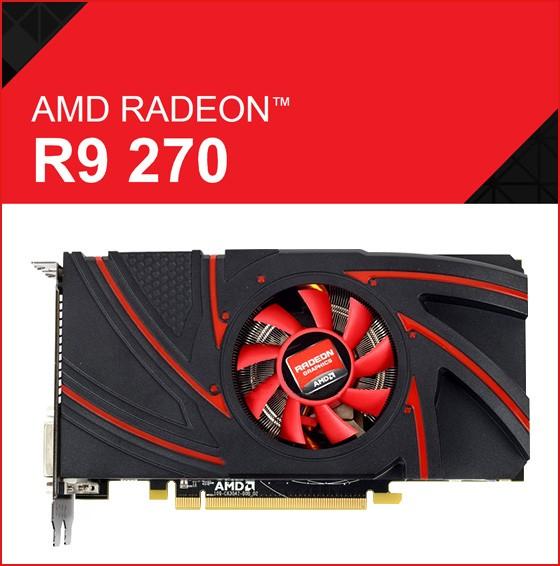 AMD Radeon R9 270: дата анонса