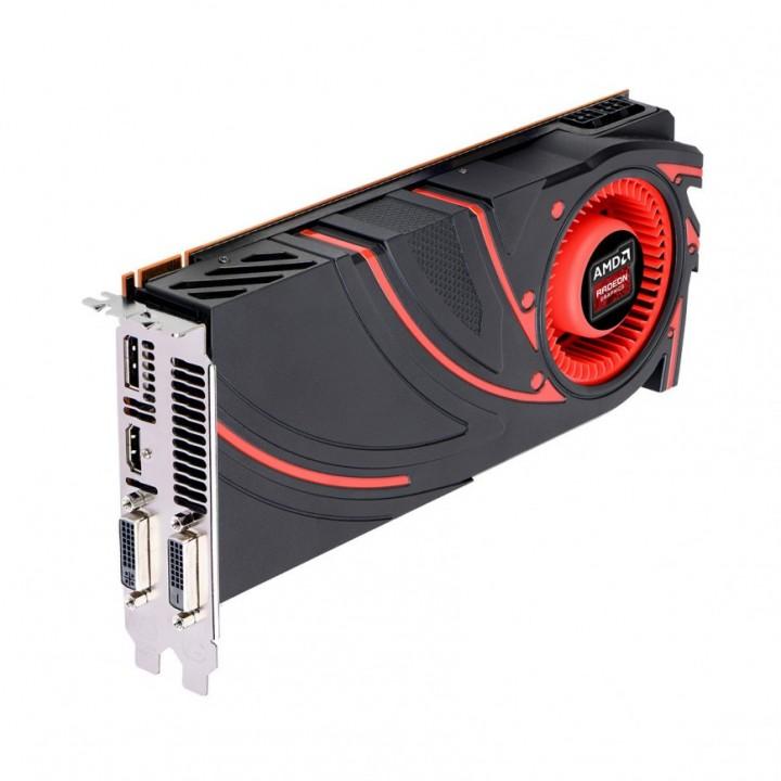 Видеокарта AMD Radeon R9 270 официально представлена