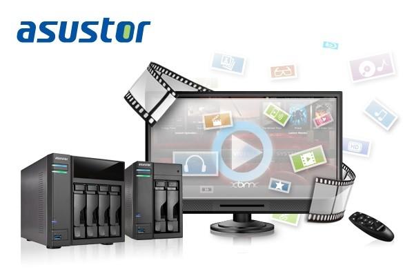 Asustor AS 3: NAS-устройства с мультимедийными приложениями