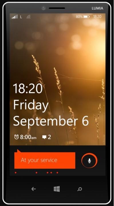 Смартфон Nokia Lumia 1820 и планшет Lumia 2020