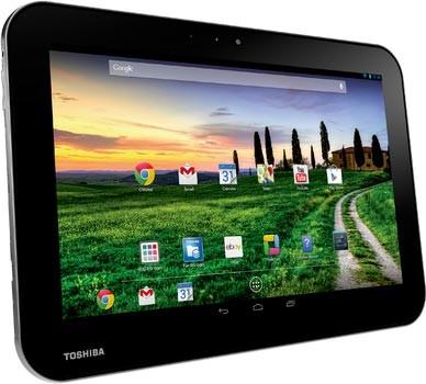 Планшеты Toshiba AT10LE-A и AT10-A доступны в России