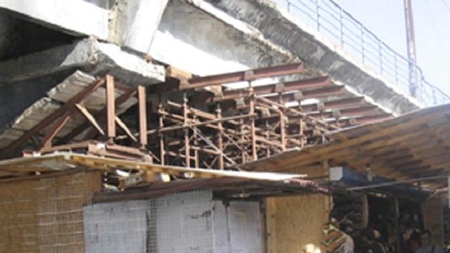Зксперты установили, каким киевским мостам грозит обрушение