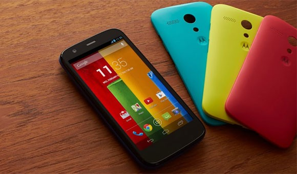 """Motorola Moto G: 4,5"""" по дешевой стоимости"""