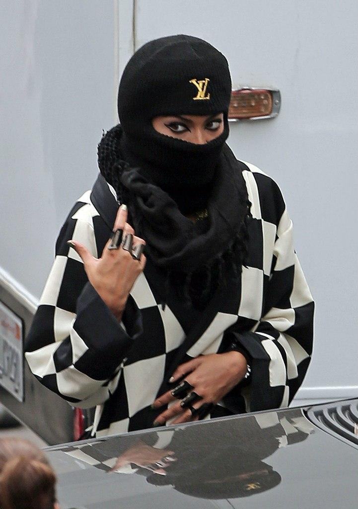 В новом клипе Бейонсе появится в образе мусульманки (ФОТО)