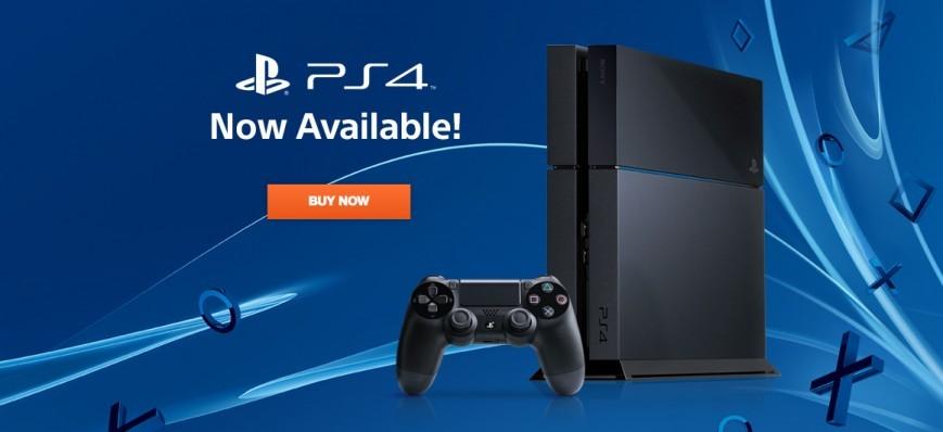 Сони PlayStation 4 уже продается