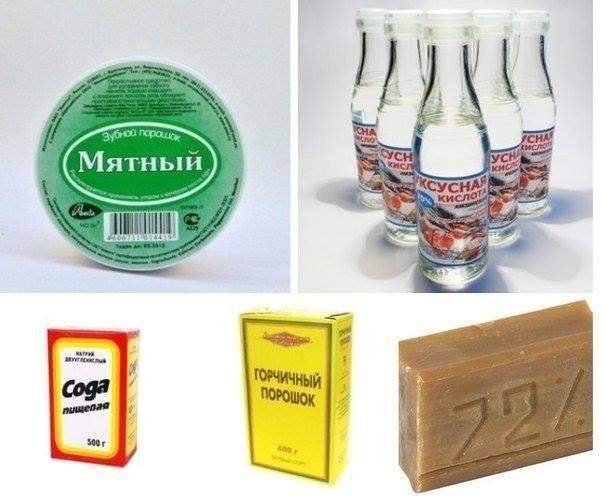 5 естественных средств, которые меняют всю домашнюю химию