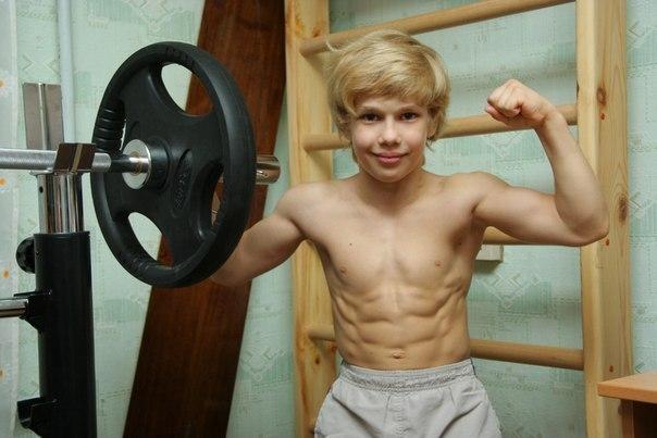 Мощные рекорды 8-летнего Андрея Косташа. ФОТО+ВИДЕОУРОК
